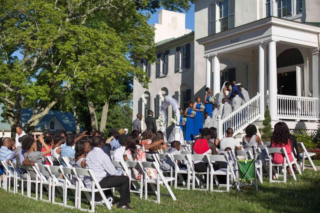 Wedding Historic Oakland