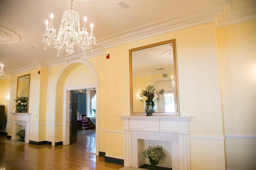 Ballroom - looking into foyer