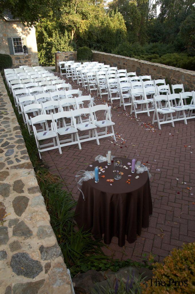 Bishops Garden Seating