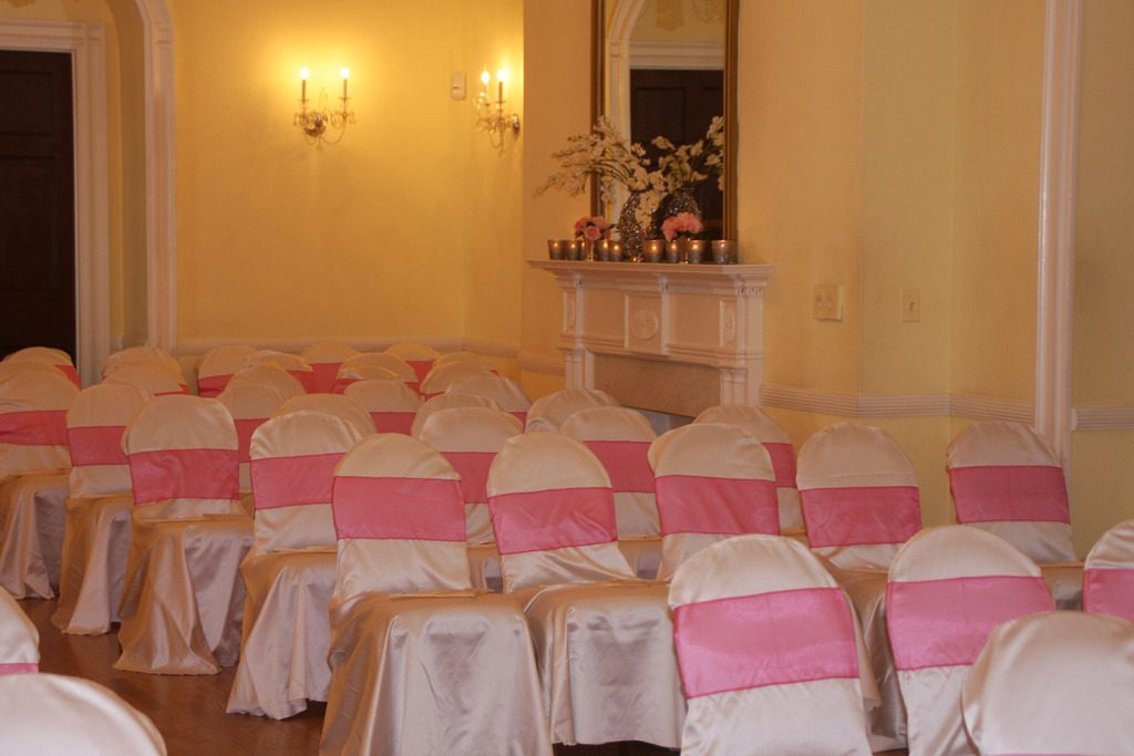 ballroom ceremony seating